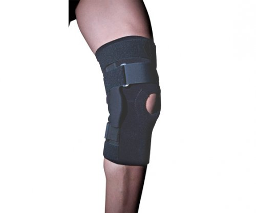 hinged knee braces k013-01 new